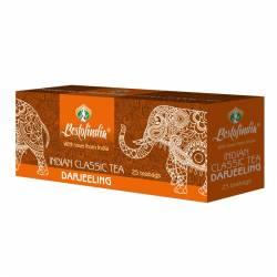 Чай черный индийский пакетированный Дарджилинг Бестофиндия (Darjeeling Indian Classic Tea Bestofindia), 25шт