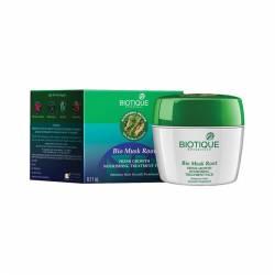 Маска для волос Биотик Био Мускус (Biotique Bio Musk Root Fresh Growth Nourishing Treatment Pack), 230г