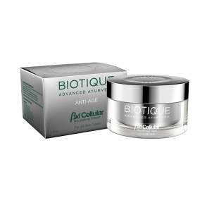 Питательный крем для всех типов кожи Биотик Адвансед (Biotique Advanced Bxl Cellular Nourishing Cream), 50г