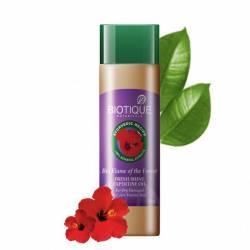 Масло для сухих и повреждённых волос Биотик Био Лесное Пламя (Biotique Bio Flame of the forest Fresh Shine Expertise Oil), 120мл