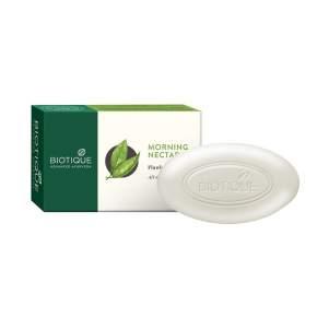Мыло для безупречной кожи Биотик Био Утренний Нектар (Biotique Bio Morning Nectar Flawless Skin Soap), 150гр