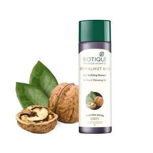 Шампунь для увеличения объема Биотик Био Грецкий Орех (Biotique Bio Walnut Bark Body Building Shampoo), 190мл