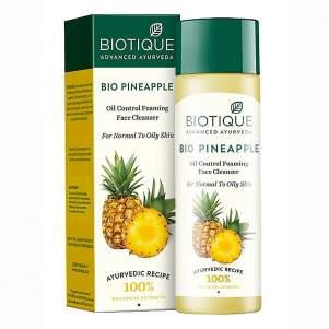 Гель для умывания Биотик Био ананас (Biotique Bio Pineapple Fresh Foaming Cleansing Gel), 120мл