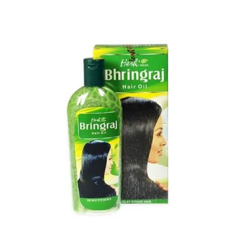 Масло для волос с бринграджем Хеш Фарма (Hesh Pharma Bringraj Hair Oil), 200мл