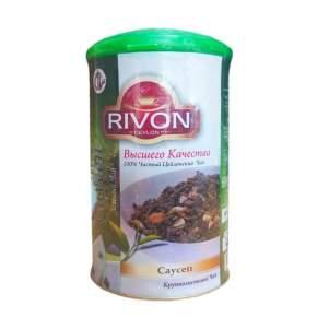 Чай зеленый со сметанным яблоком Ривон Саусеп (Rivon Soursop), 100г