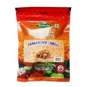 Тамаринд (имли) Чанда (Chanda Tamarind Imli), 100г