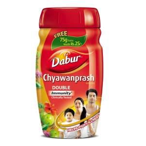 Чаванпраш Двойной Иммунитет Дабур (Dabur Chyawanprash Double Immunity), 575г
