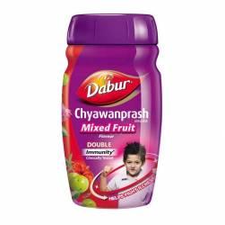 Чаванпраш Фруктовый Микс Дабур (Dabur Chyawanprash Mixed Fruit), 500г
