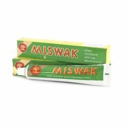 Аюрведическая зубная паста Мисвак Дабур (Dabur Miswak Herbal Toothpaste), 120г