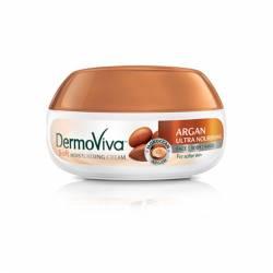 Питательный крем для кожи Дабур ДермоВива (Dabur DermoViva Argan Ultra Nourishing Soft Moisturizing Cream), 70мл