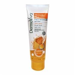 Гель для умывания Увлажнение Дабур ДермоВива (Dabur DermoViva Moisture Plus Face wash), 75мл