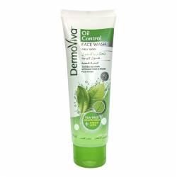 Гель для умывания Контроль за жирностью кожи Дабур ДермоВива (Dabur DermoViva Oil Control Face Wash), 75мл