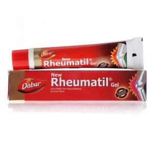 Гель противовоспалительный для суставов и мышщ Реуматил Гель Дабур (Quick Relief Rheumatil Gel Dabur), 30г