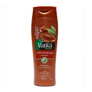 """Шампунь """"Мягкое увлажнение"""" с маслом арганы Дабур Ватика (Dabur Vatika Argan Shampoo Moisture Soft), 400мл"""