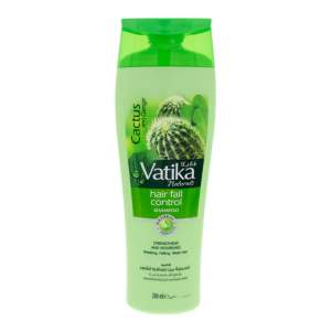 Шампунь против выпадения волос Дабур Ватика (Dabur Vatika Naturals Hair Fall Control Shampoo), 200мл