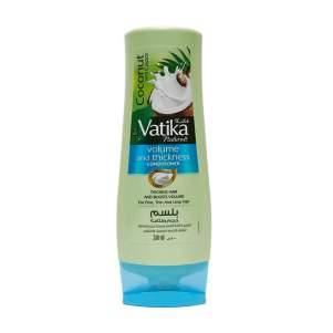 Кондиционер для придания объема и толщины Дабур Ватика (Dabur Vatika Naturals Volume&Thickness Conditioner), 200мл