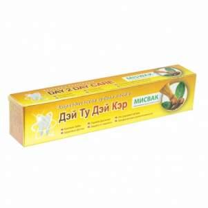 Аюрведическая зубная паста Мисвак Дэй Ту Дэй Кэр (Day 2 Day Care Miswak Toothpaste), 50г