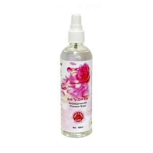 Аюрведическая Розовая вода (спрей) Дэй Ту Дэй Кэр (DAY 2 DAY Care), 100мл