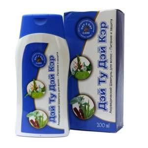 Аюрведический шампунь для волос Питание и Защита Дэй Ту Дэй Кэр (DAY 2 DAY Care), 200мл