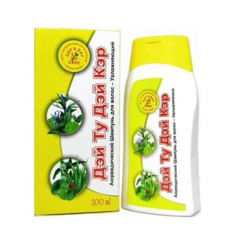 Аюрведический шампунь для волос Увлажняющий Дэй Ту Дэй Кэр (DAY 2 DAY Care), 200мл
