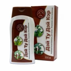 Аюрведический шампунь для волос Исцеление и восстановление Дэй Ту Дэй Кэр (DAY 2 DAY Care), 200мл