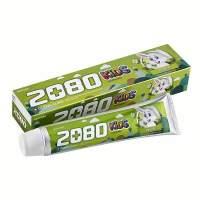 Зубная паста детская Яблоко Дентал Клиник 2080 (Apple Kids Toothpaste Dental Clinic 2080), 80г