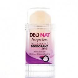 Минеральный дезодорант с соком мангостина (Mangosteen Mineral Deodorant), 60г