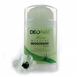 Минеральный дезодорант с соком алоэ (Aloe Mineral Deodorant), 60г