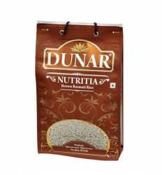 Рис Басмати Дунар Нутриция (Dunar Nutritia Brown Basmati Rice), 1кг