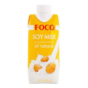 Соевое молоко FOCO (soya milk FOCO), 330мл