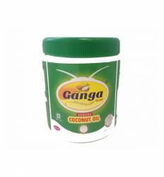 Пищевое кокосовое масло Ганга Голд (Ganga Gold Natural Coconut Oil), 500мл