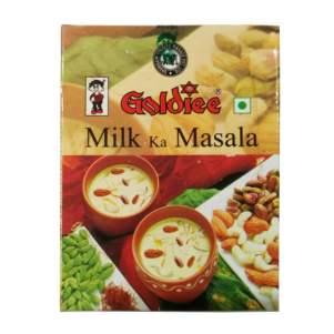 Смесь специй Масала для молока Голди (Milk Masala Goldiee), 25г