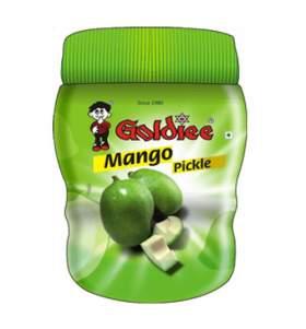 Пикули из манго Голди (Goldiee Mango Pickle), 300г