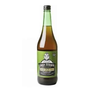 Имбирное вино безалкогольный имбирный напиток Пунш Гран Стедс (Gran Steads Spiced Ginger Punch), 750мл