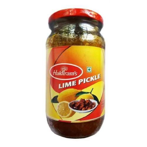 Пикули Халдирамс Лайм (Haldiram's Lime Pickle), 400г