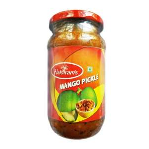Пикули Халдирамс Манго (Haldiram's Mango Pickle), 400г