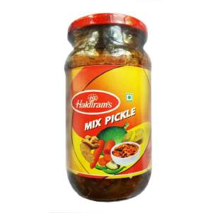 Пикули Халдирамс Ассорти (Haldiram's Mix Pickle Fruit&Vegetable Pickle), 400г