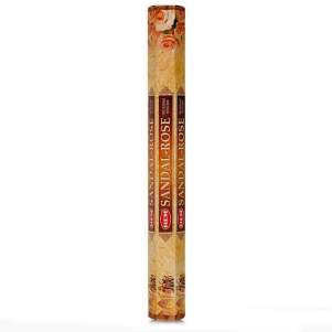 Аромапалочки Сандал Роза ХЕМ (Incense НЕМ Sandal-Rose), 20шт