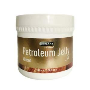Крем на основе вазелина с миндалем Химани (Petroleum Jelly Almond Hemani), 100мл