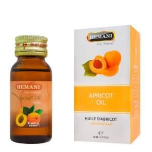 Масло абрикоса Хемани (Apricot Oil Hemani), 30мл