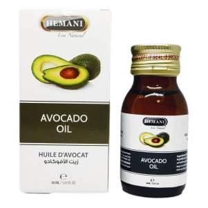 Масло авокадо Хемани (Avocado Oil Hemani), 30мл