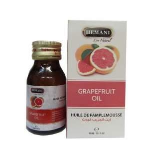 Масло Грейпфрут натуральное Хемани (Grapefruit Oil Hemani), 30мл