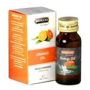 Масло Хемани апельсин (Orange Oil Hemani), 30мл
