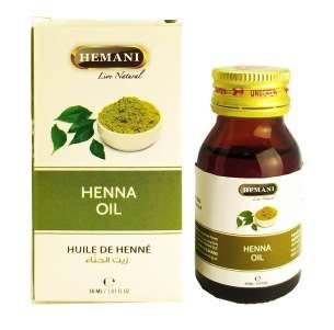 Масло Хны Хемани (Henna Oil Hemani), 30мл