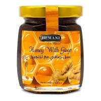 Мёд с Имбирем Хемани (Honey with Ginger Hemani), 125г