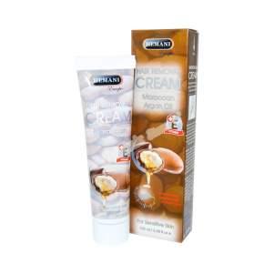 Крем для удаления волос Аргановый Химани (Hair removal cream Moroccan Argan oil Hemani), 100мл