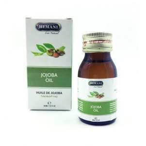 Масло Жожоба натуральное Хемани (Jojoba oil Hemani), 30мл