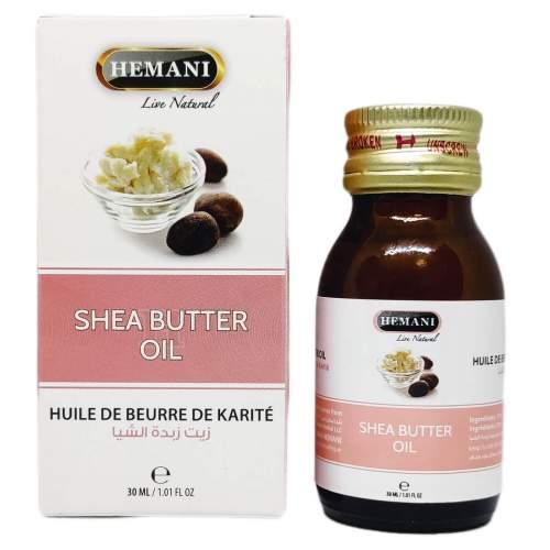 Масло Ши Хемани (Shea Butter Oil Hemani), 30мл