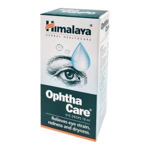 Глазные капли Офта Кеа Хималая (Ophtha Care Eye Drops Himalaya Pharma), 10мл