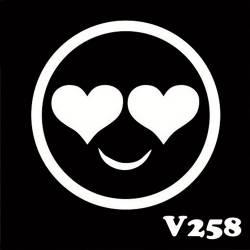 Многоразовый трафарет для мехенди V258